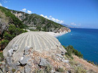 rakireis Albanië