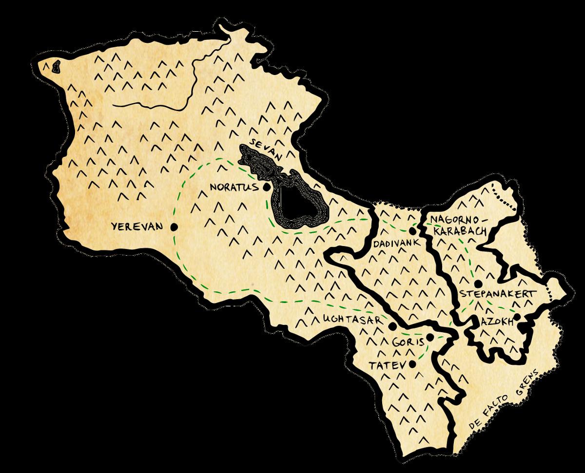 Nagorno-Karabach